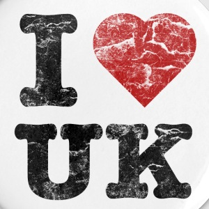 i_love_uk_vintage Badges - Badge moyen 32 mm