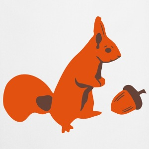 squirrel, Acorn - Esiliina