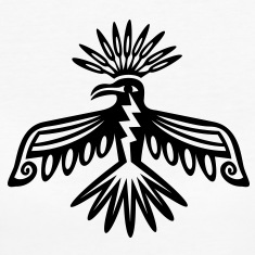 Thunderbird - most powerful of all spirits T-Shirts