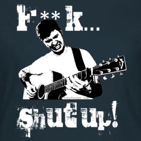 Design ~ f*ck shut up!