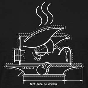 architetedecochonb Tee shirts - T-shirt Homme
