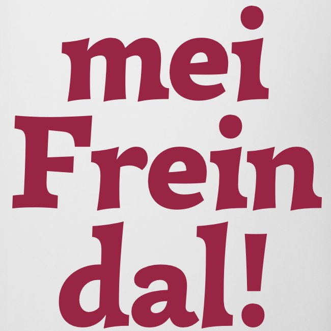 Krug mei Freindal