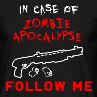 Design ~ Zombie Apocalypse T-Shirt