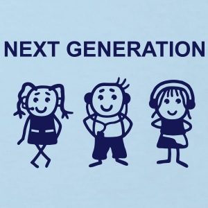 Next Generation Shirts - Kids' Organic T-shirt