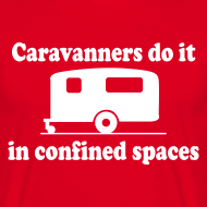 Design ~ Caravanners do it in confined spaces