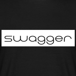swagger T-shirts - T-shirt herr