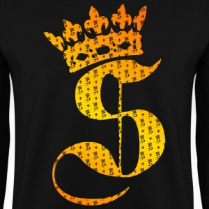 Swaggance king gold Sweat-shirts - Sweat-shirt Homme