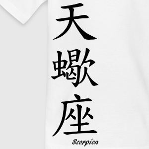 signe chinois scorpion T-shirts - Teenager-T-shirt