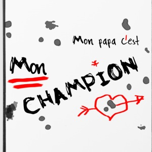 Mon champion - Coque rigide iPhone 4/4s