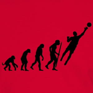 evolution_goalkeeper Tee shirts - T-shirt contraste Homme