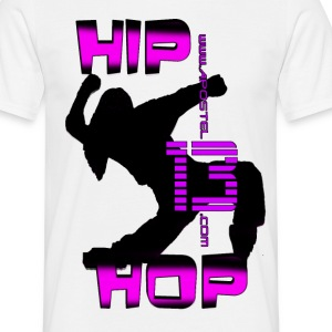 HIP HOP Music Tanz Party Sex Liebe - Männer T-Shirt