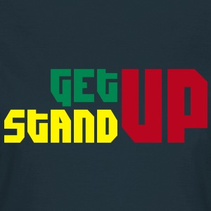 get up stand up T-Shirts - Women's T-Shirt