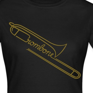The Trombone II T-Shirts - Frauen T-Shirt