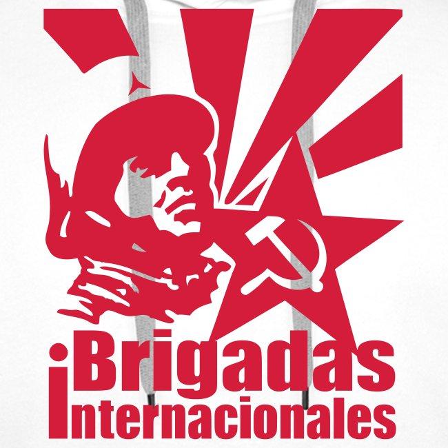Spanish Civil War - Brigadas Internacionales Hoodie