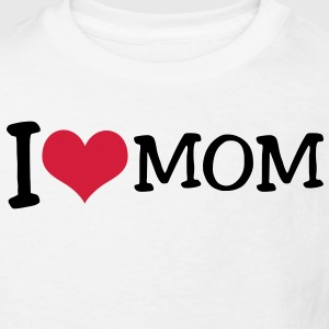 i love mom T-Shirts - Kinder Bio-T-Shirt