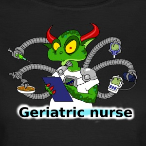 geriatric_nurse T-Shirts - Women's T-Shirt