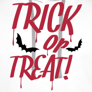 trick_or_treat_2c Sweat-shirts - Sweat-shirt à capuche Premium pour hommes