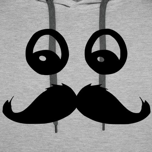 La Monsieur Moustache - Gentlemen Schnurrbart