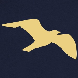 Seagull T-Shirts - Men's V-Neck T-Shirt
