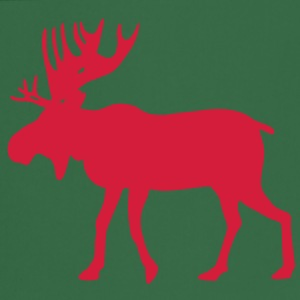 Moose / reindeer / deer  Aprons - Cooking Apron