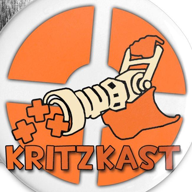 """Kritzkast 1"""" buttons (5 pack)"""