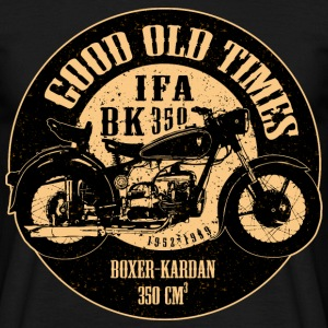 Good Old Times T-Shirts - Männer T-Shirt
