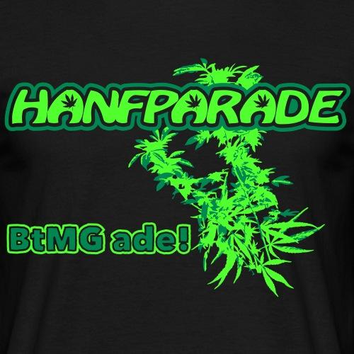 hanfparade 2011 tshirt