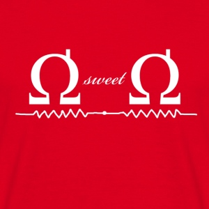 Ohm Sweet Ohm - Men's T-Shirt