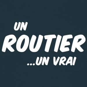 routier - T-shirt Homme