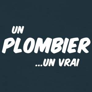 plombier - T-shirt Homme