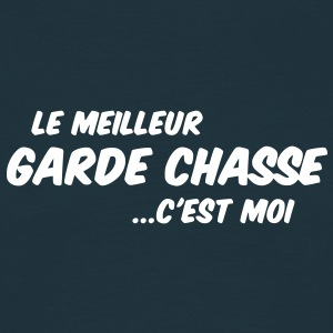 garde chasse - T-shirt Homme