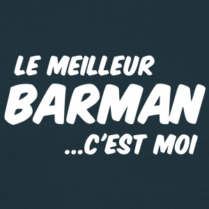 barman - T-shirt Homme