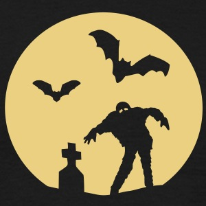 Halloween Monster T-Shirts - Männer T-Shirt