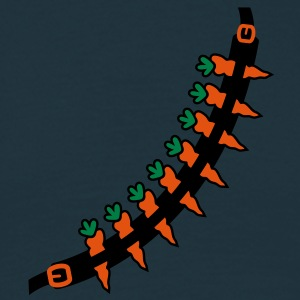 bandolier_of_carrots T-shirts - T-shirt herr