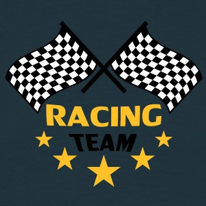 racing_team T-Shirts - Männer T-Shirt