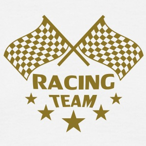 racing_team T-Shirts - Men's T-Shirt