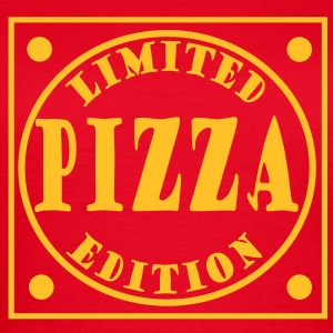 pizza_limited_edition_2_ Camisetas - Camiseta mujer