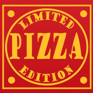 pizza_limited_edition_2_ Sacs - Tote Bag