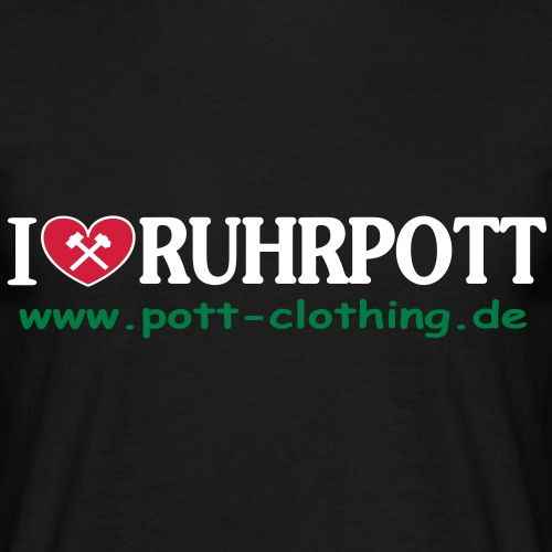 I love Ruhrpott by RPC