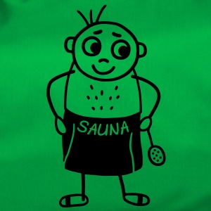Sauna man Bags & backpacks - Duffel Bag