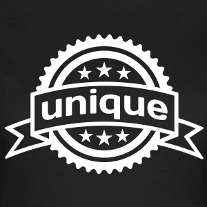 unique | Unikat | Stempel | Stamp | einzigartig T- - Women's T-Shirt