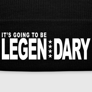 it's going to be legendary 1c original Caps & Hats - Winter Hat
