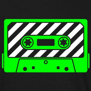 Audio Tape - Music Cassette T-shirts - T-shirt herr