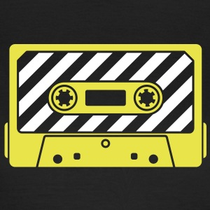 Audio Tape - Music Cassette Tee shirts - T-shirt Femme