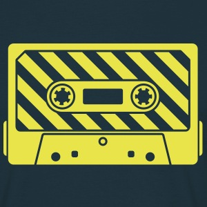 Audio Tape - Music Cassette Tee shirts - T-shirt Homme