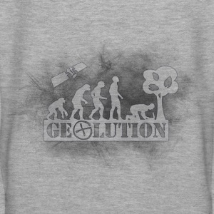 Geolution-dark-grunge Hoodies & Sweatshirts - Women's Premium Hoodie