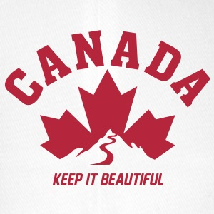 CANADA KEEP IT BEAUTIFUL Caps & Mützen - Flexfit Baseballkappe