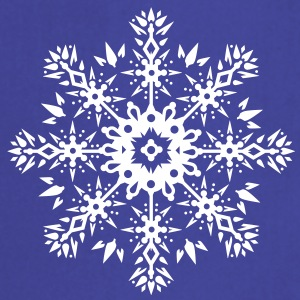 Snowflake Ornament Design  Aprons - Cooking Apron