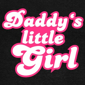 Daddy's little girl Hoodies & Sweatshirts - Women's Boat Neck Long Sleeve Top