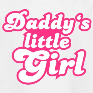 Daddy's little girl T-Shirts - Kinder T-Shirt
